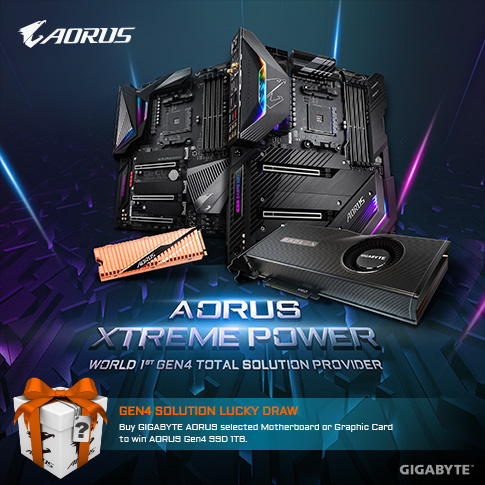 X570 Aorus Xtreme promotion_MY