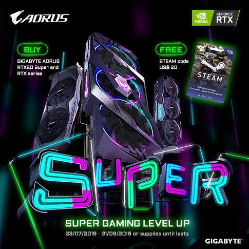 Super Gaming Level up_Malaysia