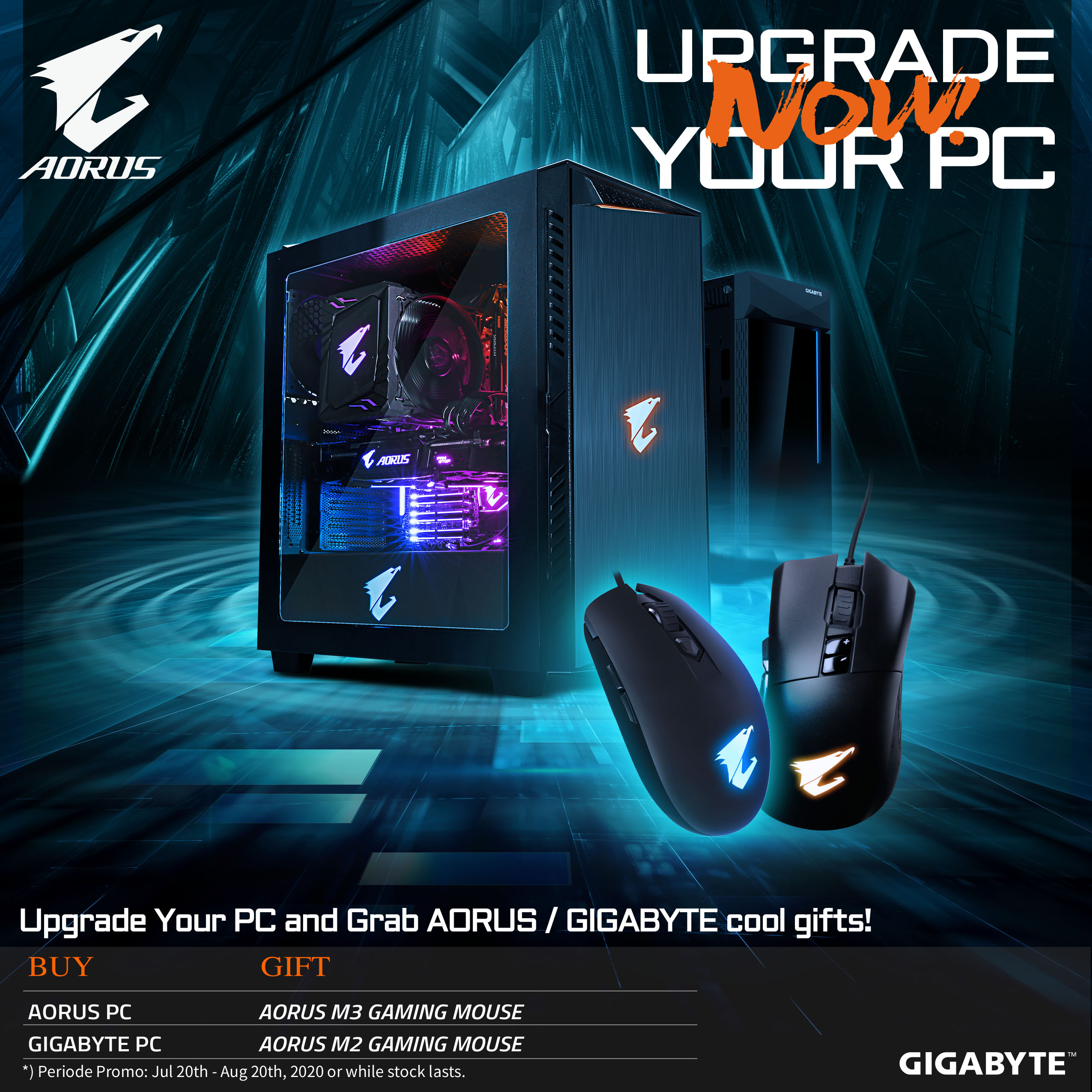 [MY] UPGRADE YOUR PC NOW!!!