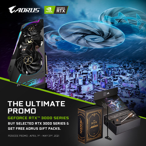 [MY] AORUS THE ULTIMATE PROMO